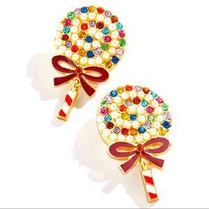 🎄🌈2/$30 New Holiday Lollipop Earrings